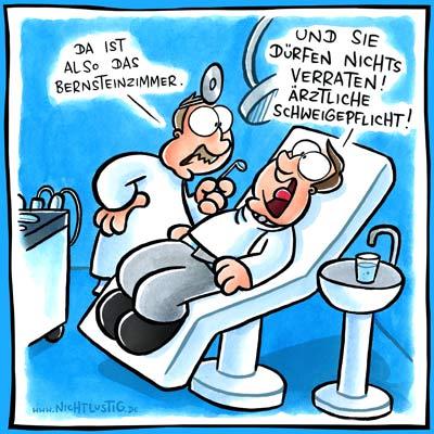 Gute Besserung Zahn